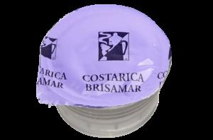 Hausbrandt Costarica Brisamar espresso u kapsuli namenjena za Guzzini aparat za espreso kafu. Mlevena kafa u kapsuli. 100% Arabika zrna kafe pržena i mlevena u hermetički zatvorenoj kapsuli.